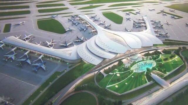 Gem Sky World Long Thành Đồng Nai - Đất Xanh Group - Sân bay điểm nhân