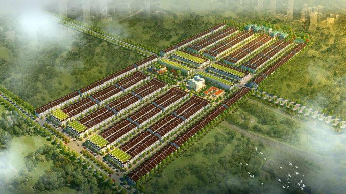 Nam An New City Lai Uyên, Bàu Bàng, Bình Dương