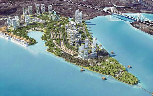 Saigon Peninsula Đào Trí Phú Thuận Quận 7