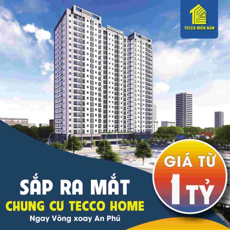 Tecco Home An Phú - Banner Dọc