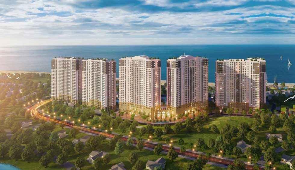 Hồ Tràm Pearl Vũng Tàu - Dự án căn hộ chung cư