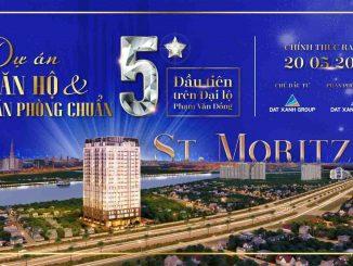 ST Moritz Đất Xanh tại Phạm Văn Đồng Thủ Đức