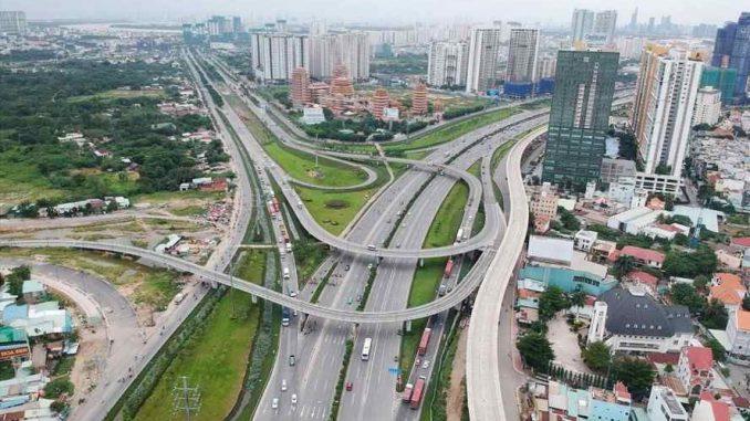 Thành Phố Phía Đông - Chính quyền TPHCM đang xúc tiến xin thành lập Thành phố khu Đông (quận 2, 9, Thủ Đức) trực thuộc thành phố hiện hữu