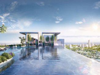 Astral City Phát Đạt - Hồ bơi vô cực