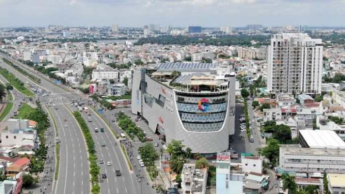 Các căn hộ chung cư dọc đại lộ Phạm Văn Đồng đẹp nhất Sài Gòn