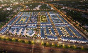 Century City Long Thành, Đồng Nai của Kim Oanh - Phối cảnh