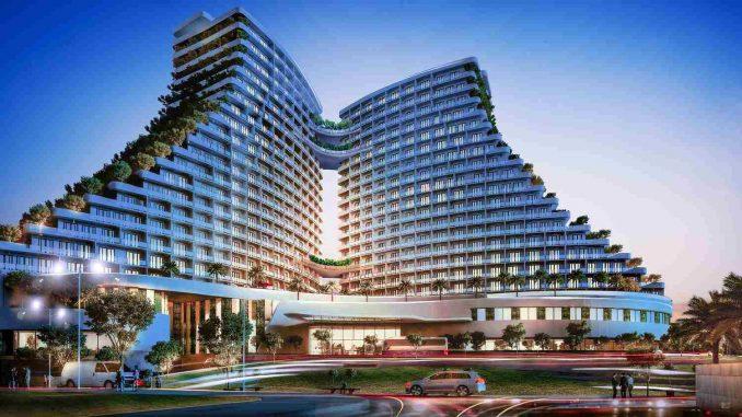 Charm Hồ Tràm Resort Xuyên Mộc Bà Rịa Vũng Tàu Phối cảnh compressed