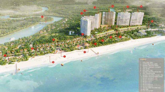 Hồ Tràm Complex Vũng Tàu – Dự án căn hộ chung cư – Tổng quan1