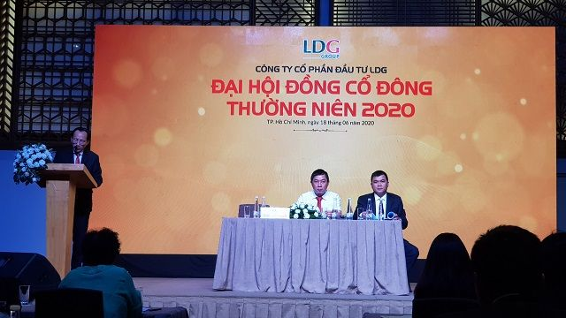 LDG tổ chức họp ĐHĐCĐ thường niên 2020 ngày 18_6