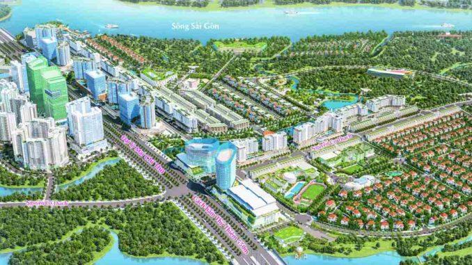 Socar Mall - TTTM - Vị trí