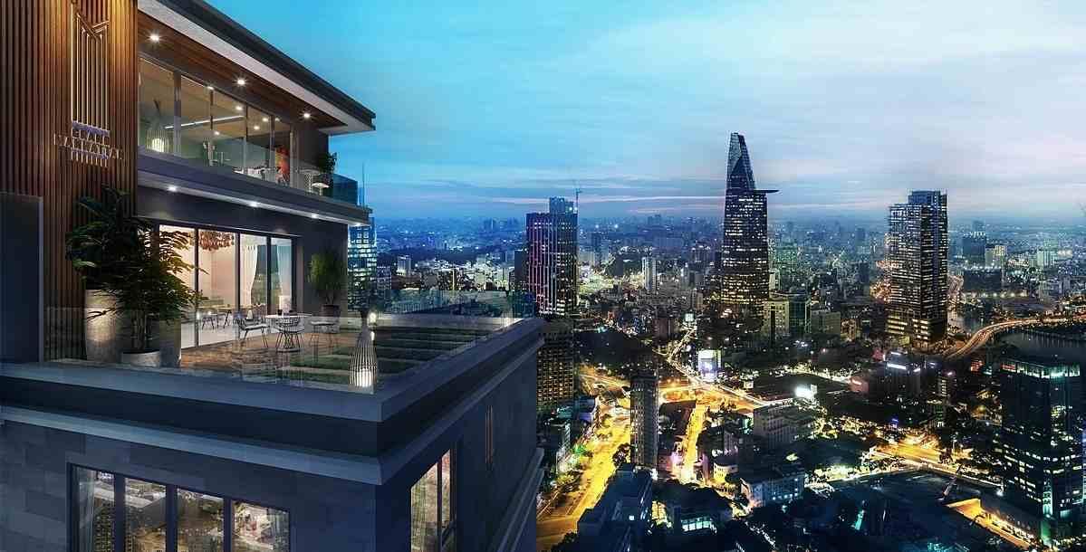 Những yếu tố tạo giá trị căn hộ hạng sang khu trung tâm