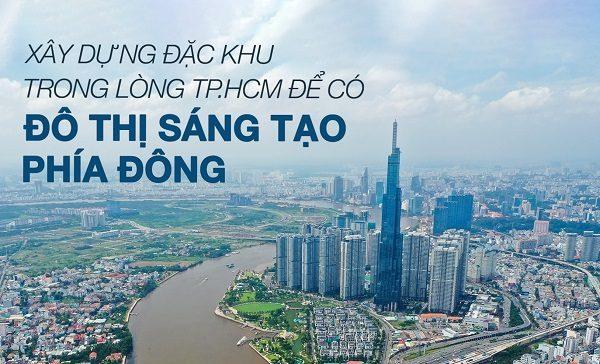 Phía Đông bổ sung nguồn cung địa ốc cho TP.HCM cuối năm 2020 - 2021