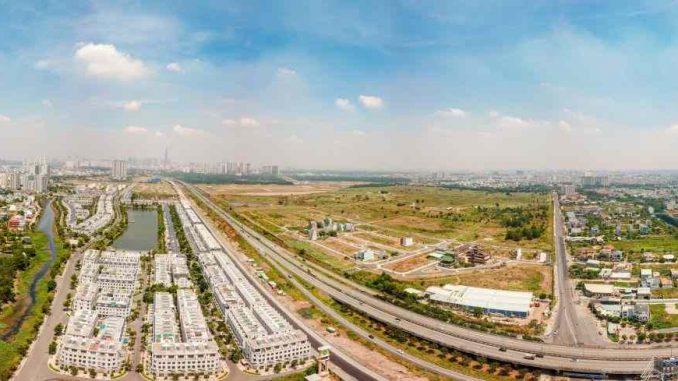 Cao tốc TPHCM - Long Thành