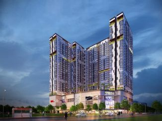 G-Tower 218 Võ Văn Ngân, Thủ Đức, TPHCM - Khu phức hợp