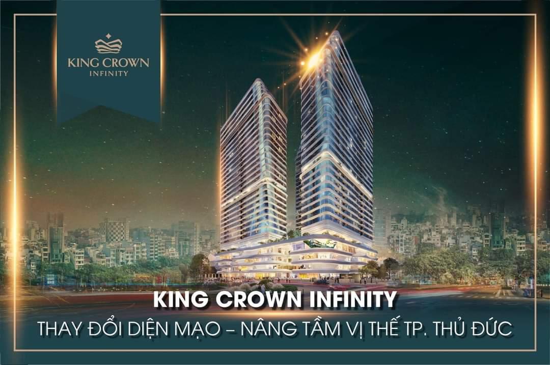 King Crown Infinity - Nâng tâm vị thế