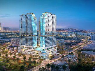 King Crown Infinity - Phối cảnh dự án phức hợp thương mại và căn hộ cao cấp King Crown Infinity