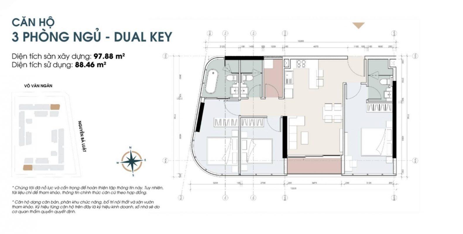 King Crown Infinity - TK 3pn Dual Key