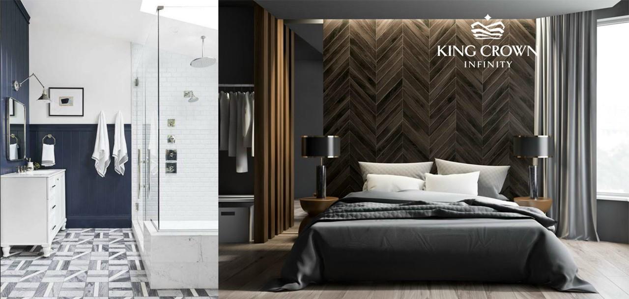King Crown Infinity - Thiết kế