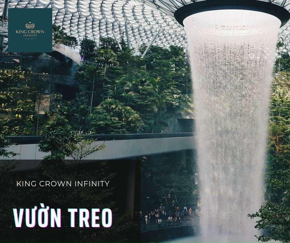 King Crown Infinity - Tiện ích
