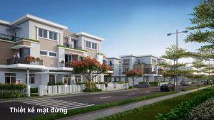 Lovera Premier Bình Chánh - Dự án nhà phố - Phối cảnh