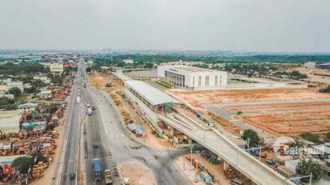 Metro số 1 - Xa lộ Hà Nội
