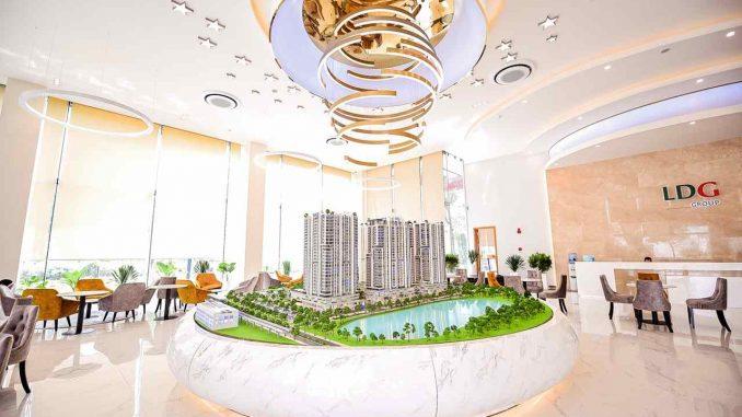 LDG SKY - Khai trương căn hộ mẫu ngày 3_10_2020