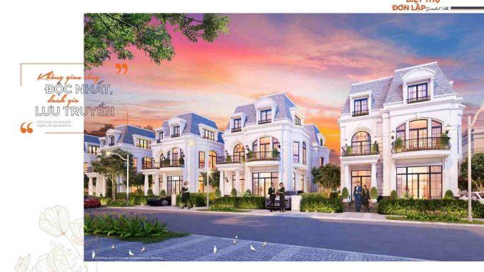 Phú Mỹ Hưng Amelie Villa - Thiết kế