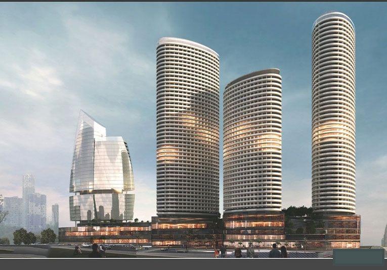 Suối Tiên Plaza - Suối Tiên Complex Bình Thạnh - Tổng quan