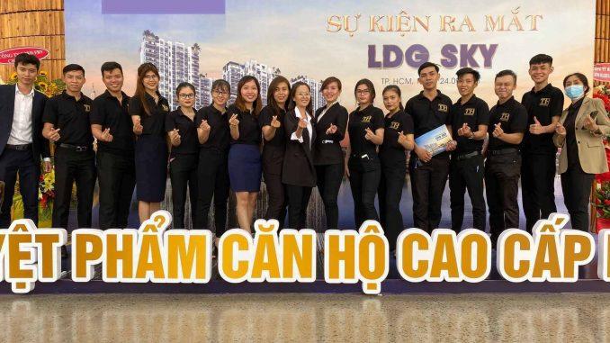 Công ty Địa ốc Thuận Hùng hân hạnh là đại lý phân phối F1 dự án LDG SKY