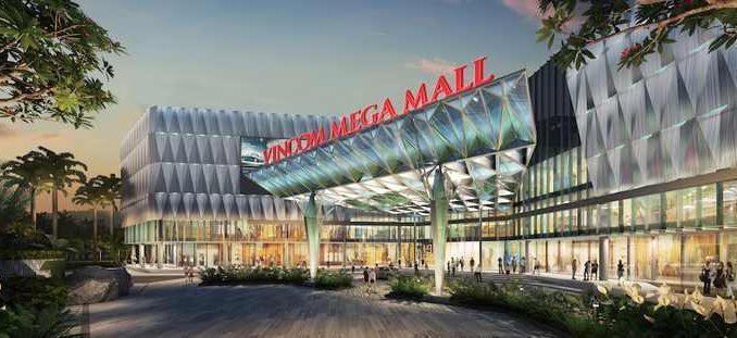 Vincom Megla Mall Q9