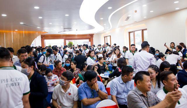 Sự kiện thu hút hàng trăm khách hàng tham quan căn hộ mẫu Phuc Dat Tower-