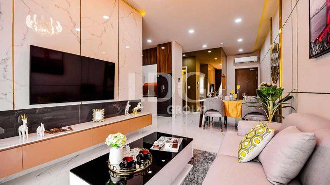 LDG SKY - Thiết kế nội thất từ Châu Âu