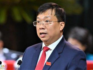 Ông Nguyễn Thanh Nhã, Giám đốc Sở QHKT TPHCM