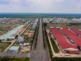 Bất động sản công nghiệp được xem là điểm sáng của thị trường năm 2020.
