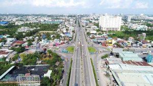 UBND tỉnh Bình Dương đầu tư mở rộng lộ giới quốc lộ 13 lên 64m