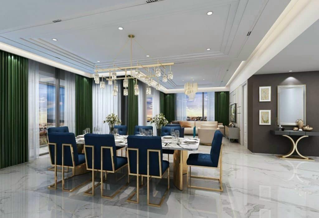 Grand Marina Saigon Bason - Thiết kế