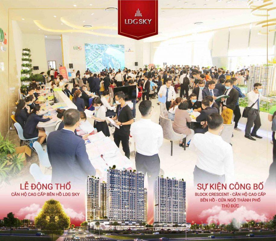 LDG SKY - Lễ công bố dự án