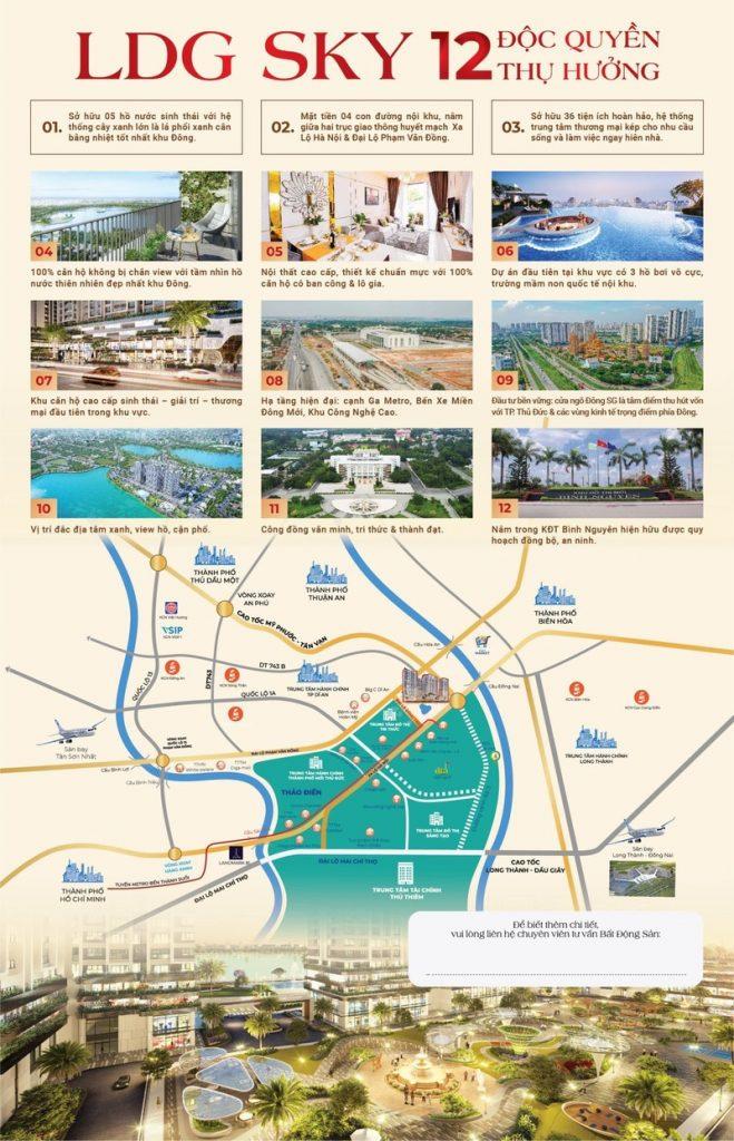 LDG SKY - Spring Win Biểu tượng kiến trúc bên Hồ cửa ngõ Thành phố Thủ Đức.