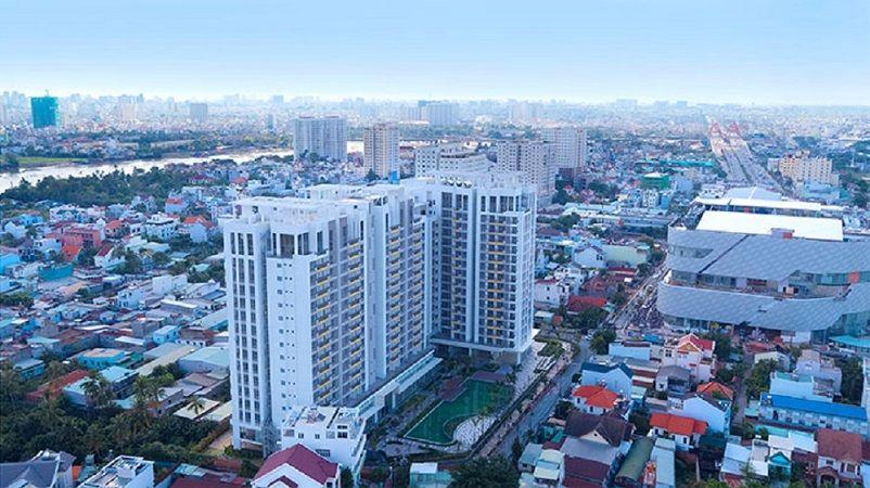 Mức giá khu căn hộ Opal Garden do Tập đoàn Đất Xanh phát triển hiện đã tăng đến 60% so với khởi điểm