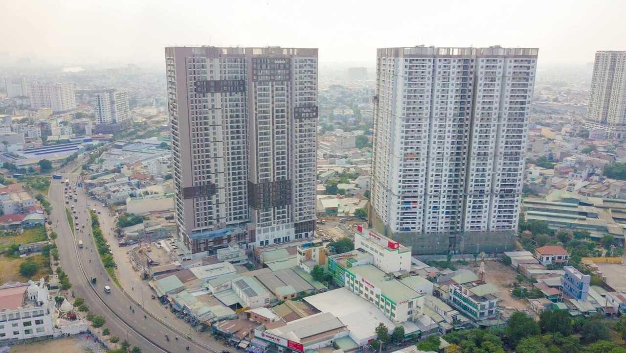 Opal Boulevard chuẩn bị bàn giao và đưa vào vận hành những căn hộ đầu tiên từ đầu quý 2_2021