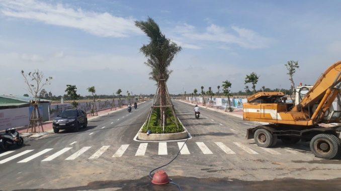Garden Riverside Thủ Thừa Long An - Hạ tầng
