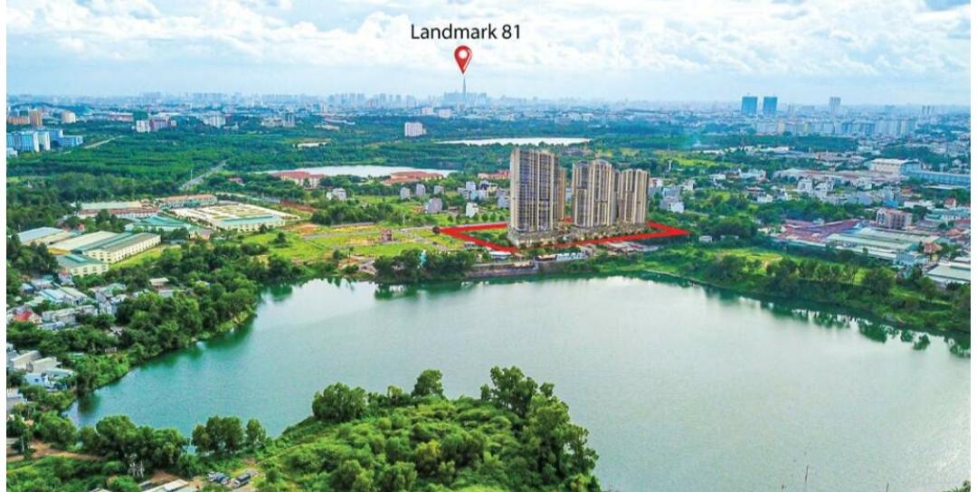 LDG SKY - View landmark