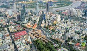 One Central Saigon Quận 1 - Quỹ đất 4 mặt tiền