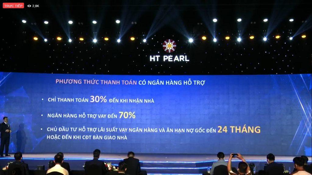 HT Pearl - PTTT