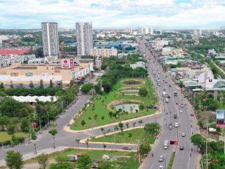 Nhà đầu tư rẽ hướng về khu vực giáp ranh TP.HCM như Thuận An, Bình Dương.