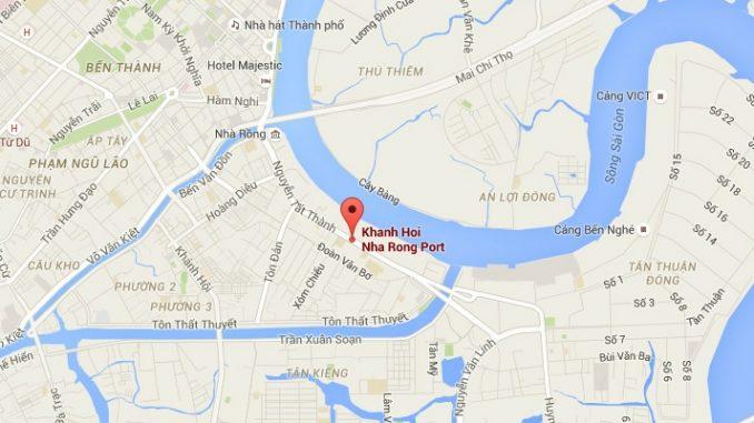 The Saigon Riverfront Quận 4 - Quỹ đất