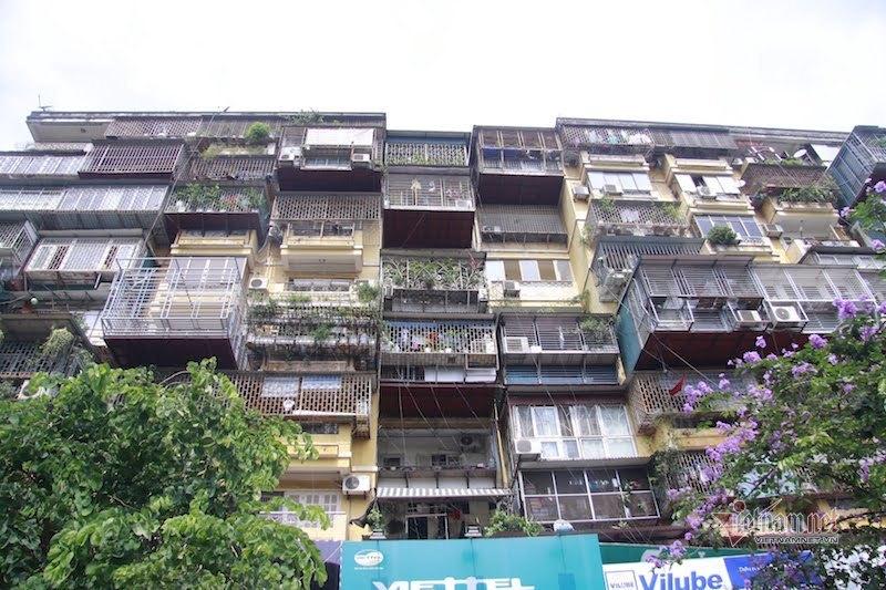 Cập nhật các trường hợp căn hộ nhà ở chung cư phải phá dỡ để xây dựng lại và mức bồi thường