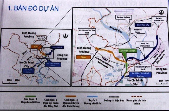 Các công trình hạ tầng giao thông nổi bật Bình Dương sắp tới, bước đệm cho Bất động sản1