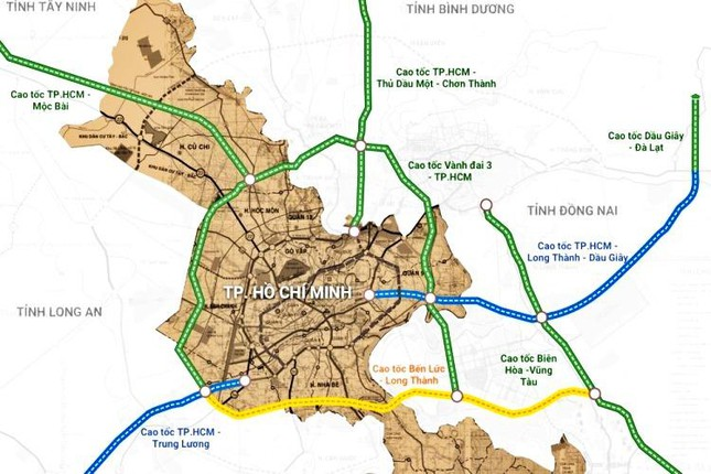 Các công trình hạ tầng giao thông nổi bật Bình Dương sắp tới, bước đệm cho Bất động sản3