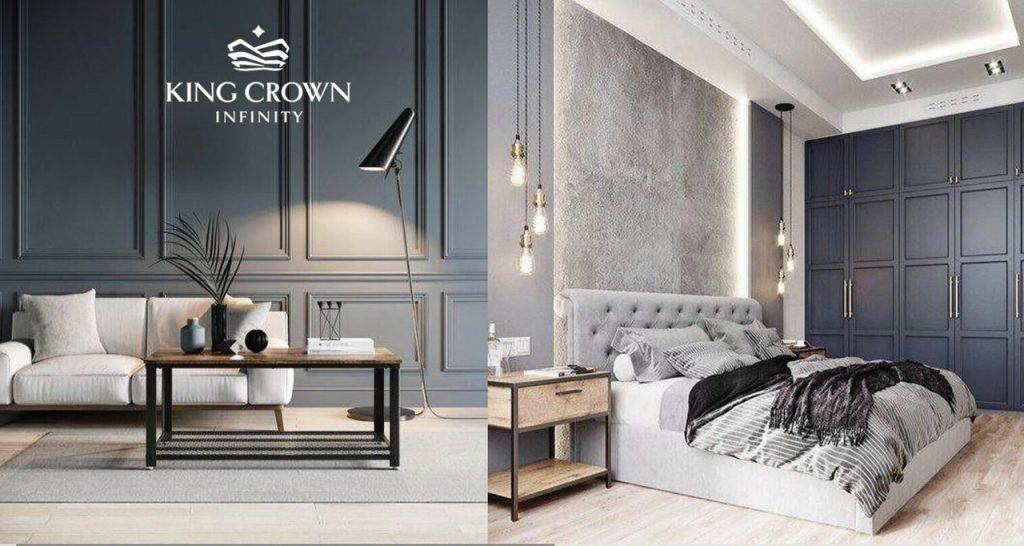 King Crown Park - Thiết kế